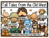 Tall Tales:  Five Terrific Tall Tales w/Reading Comprehens