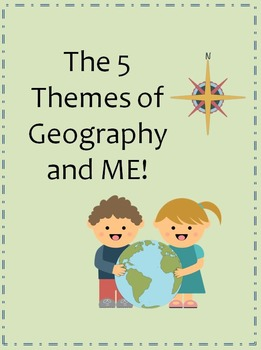 Five Themes of Geography Assessment Project