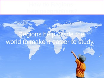Five Themes of Geography: Regions