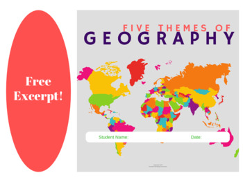 Five Themes of Geography-Regions