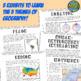 Five Themes of Geography Unit! Location, Place, Interaction, Movement, Region!