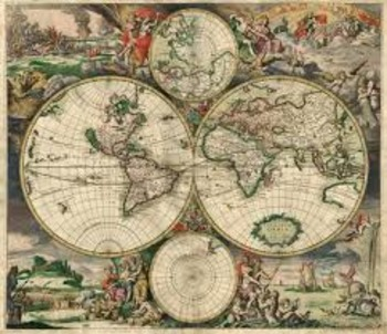 Five Themes of Geography: Where in the world...?