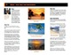 Five Themes of a Caribbean Island Brochure Project