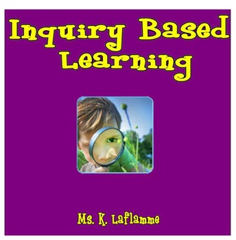 Five day Inquiry Lesson