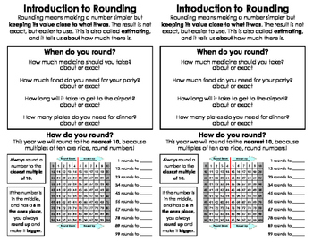 Five-day Rounding Unit for 2nd Grade