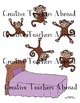 Five little Monkeys Activity