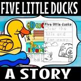 Five little ducks  BUNDLE (50% off for 48 hours)