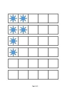 Five or Ten Frame Subitizing