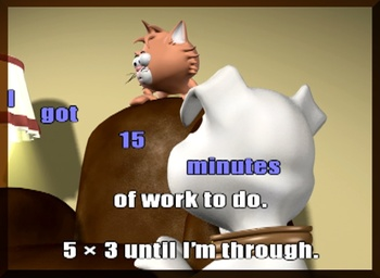 Fives Multiplication Facts - Music Video - Math Song