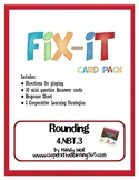 Fix It Card Pack - Rounding