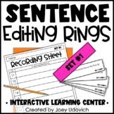 Fix It! Sentence Rings