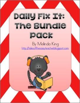 Fix It Up Bundle Pack