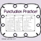 Fix That Sentence Bundle - Punctuation and Capitalization Practice