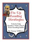 Fix-Up Reading Strategies