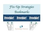 Fix Up Strategies Bookmarks