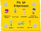 Fix Up Strategies Monitoring While Reading - Toolbox & Too