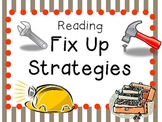 Fix-Up Strategies for Readers