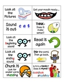 Fix-Up Strategies for Unknown, Tricky, Difficult, or Hard Words