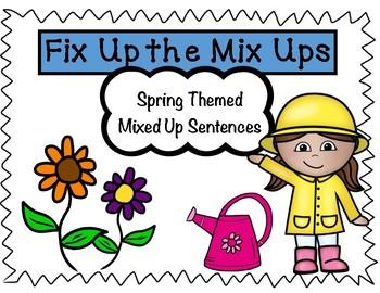 Fix Up The Mix Ups