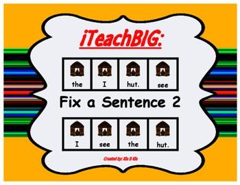 Fix a Sentence Bundle