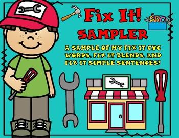 Fix it Sampler