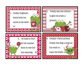 Edit Around the Room: Valetine's Day Frog Edition! Editing made fun!