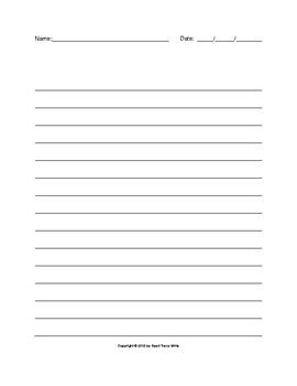 Fix the Paragraph Bug Parts Practice Worksheet (Grades 3-5)