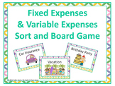 Fixed vs. Variable Expenses 4.10A