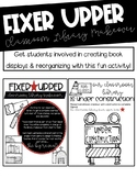 Classroom Library Display Makeover: Fixer Upper Style!