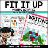 Fixer Upper Writing Activities for First Grade
