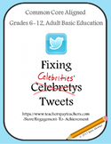 Fixing Celebrity Tweets BUNDLE!