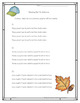 Run On Sentences Worksheets