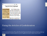 Fixing the Articles of Confederation