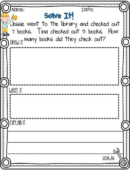Fixing the Word Problem: Addition and Subtraction Word Problems