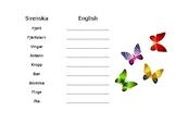 Fjäril/butterfly