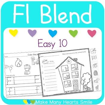 Easy 10: Fl Blend    MMHS32