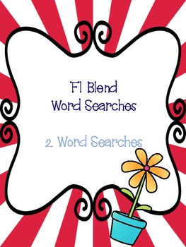 Fl Blend Word Searches!