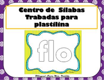 Fl Centro de Silabas Trabadas Grupos Consonanticos StationsBilingual Mrs.Partida