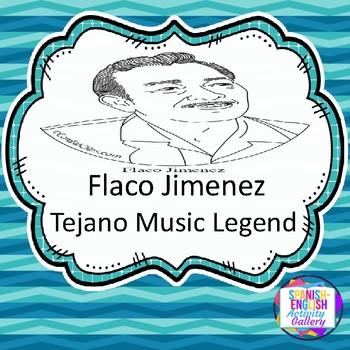 Flaco Jimenez Tejano Music Legend
