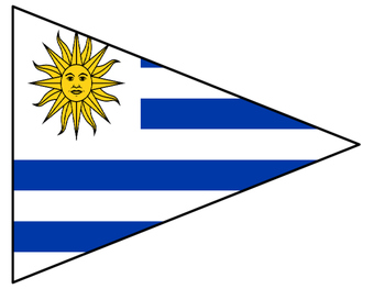 Flag Pennant Wall Banner Spanish-Speaking Countries