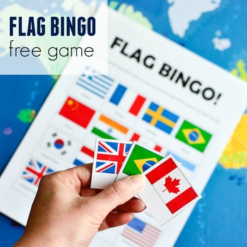 Flag Bingo: Free Version