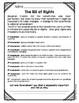 United States Government Social Studies Unit Worksheets Test