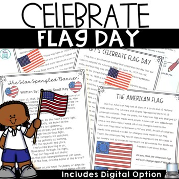 Flag Day Activities Non-Fiction