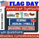 Flag Day ANSWERING QUESTION Reading Comprehension AMERICAN