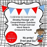 Flag Day Activity Pack
