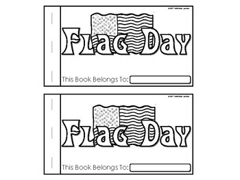 Flag Day Book