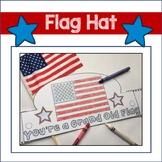 Veteran's Day Flag Crown Hat