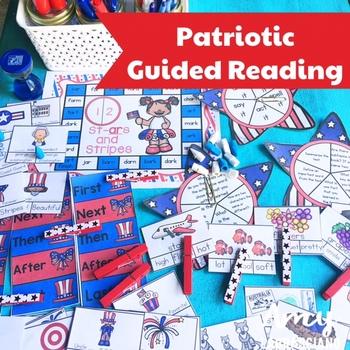 Flag Day Guided Reading Mini Uni
