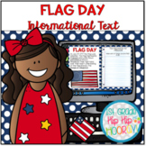 Flag Day...Informational Text...Distance Learning
