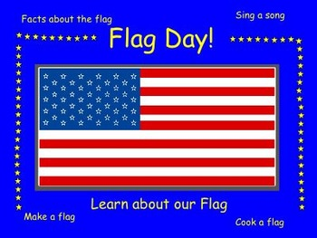 Flag Day Lesson and Activities